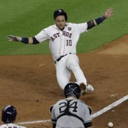Verlander, Altuve help Astros top Yanks to force ALCS Game 7