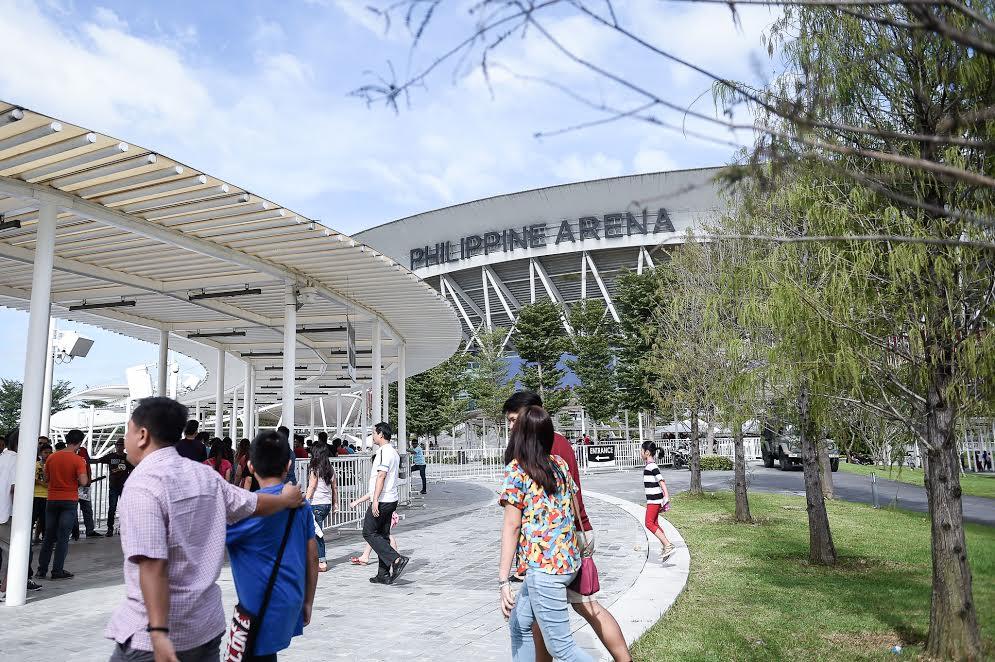 Ginebra, Meralco break Finals tie at the Philippine Arena