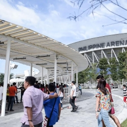 Imposing Philippine Arena not a concern for Newsome, Bolts
