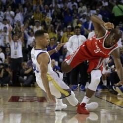 Rockets say Chris Paul is 'week-to-week' with knee injury