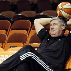 Laimbeer excited for chance to build Las Vegas franchise