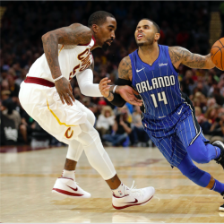 Streak over: Magic end 17-game skid to Cavs, 114-93