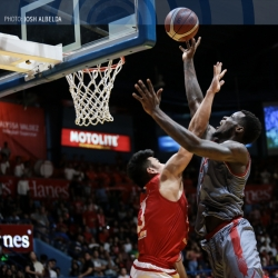 Player of the Week Nzeusseu powers LPU to first-ever Finals