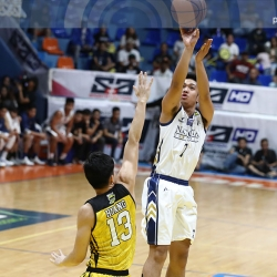 NU eliminates UST from playoff contention