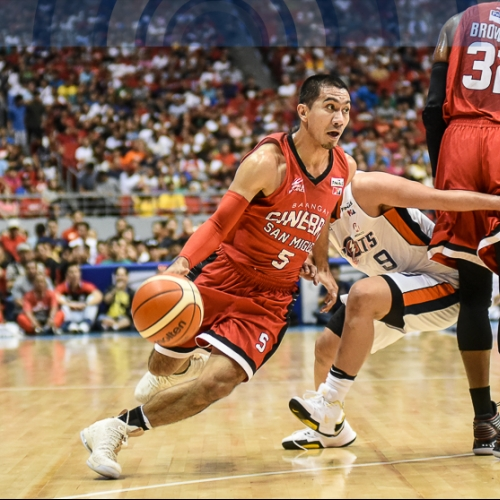 Ginebra one win away from back-to-back titles