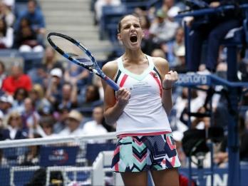 Pliskova beats Williams for 1st win at WTA Finals