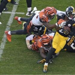 Steelers shut down Bengals in second half to pull away