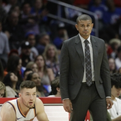 Suns officially relieve Watson of coaching duties