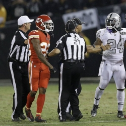 Lynch appeals 1-game suspension for shoving official