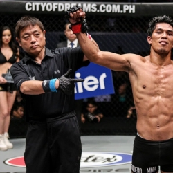 Pinoy fighter Eugene Toquero vows to go all-out in ONE retur