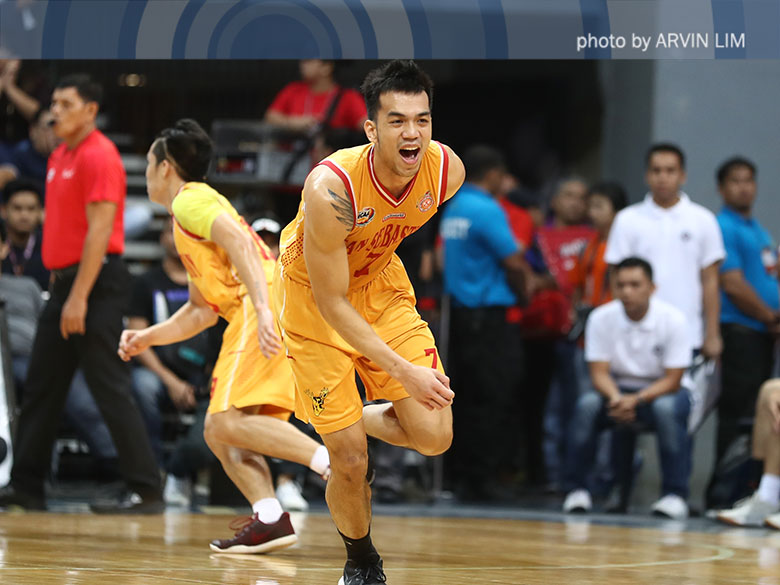 Calisaan erupts for 36 as Baste enters Final Four again