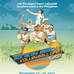 Get ready for the Largest Beach Volleyball Event in Bora!