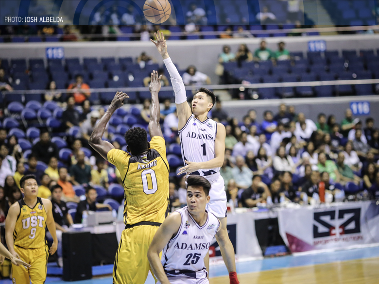 Adamson looking to dig even deeper hole for woeful UST