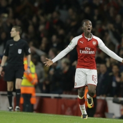 League Cup: Arsenal rescued by teen, Man City wins shootout