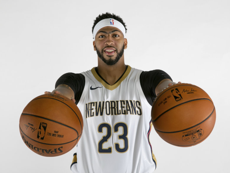 MRI on Anthony Davis comes back negative, will be day-to-day