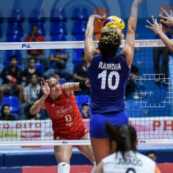 HD Spikers prevail over Lifesavers for first win