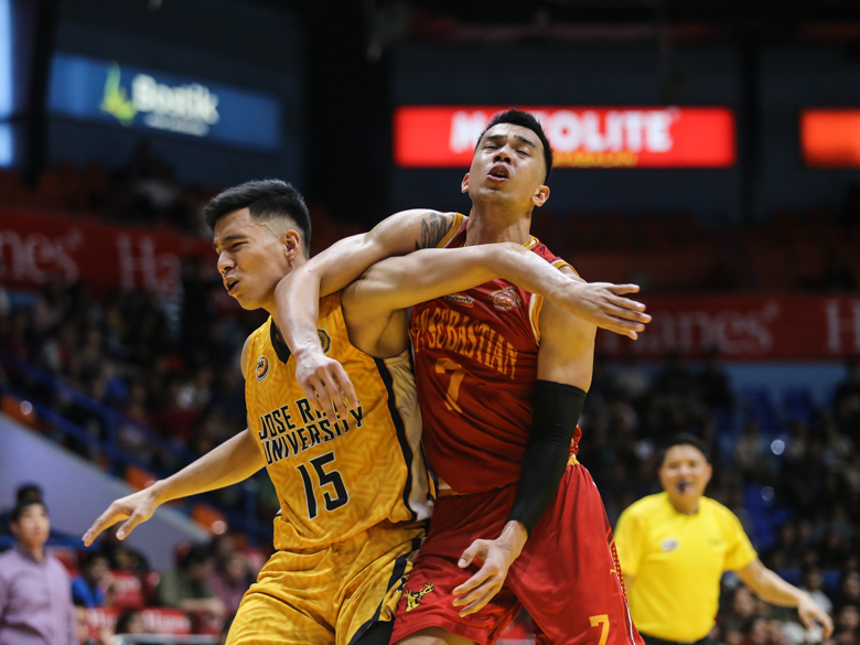 JRU, Baste fight over right to face defending champ San Beda
