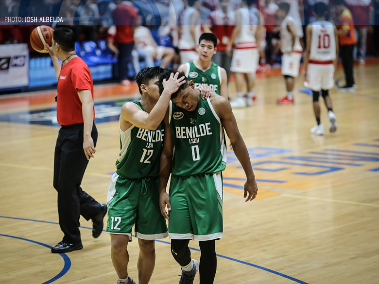 Jr. Blazers live to fight another day against Red Cubs
