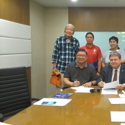 PHI Sports Commission, US Sports Academy seal partnership