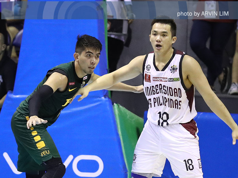 Fading UP looking to force tie at 4th with up-and-down FEU