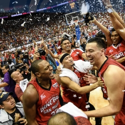 Championship makes comeback worth it for Slaughter