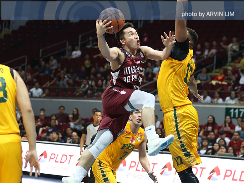 UP comes back from the dead to stun FEU, stay in contention