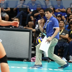 Coach Tai's 'Greatest Hits' with the Ateneo Lady Eagles