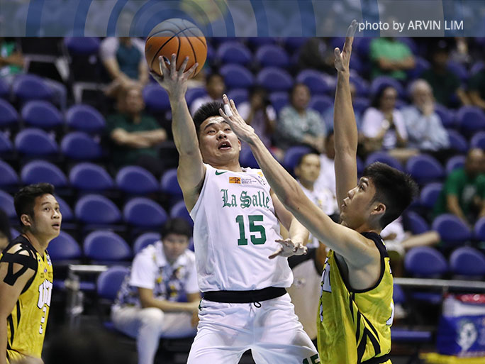 DLSU aims to tighten grip on solo second against woeful UST