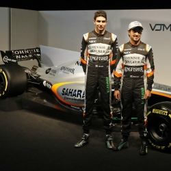 Force India duel to spice up the crowd at Mexican Grand Prix