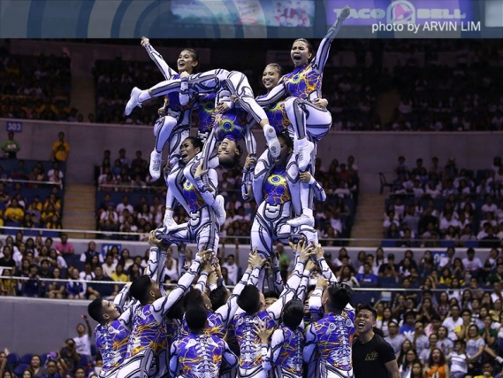 NU to set the standard as UP returns to UAAP Cheerdance
