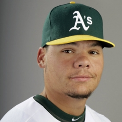 Athletics catcher Maxwell arrested in Arizona on gun charge