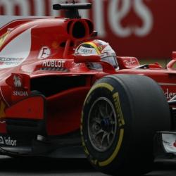 Ferrari denied again as Hamilton wins F1 title