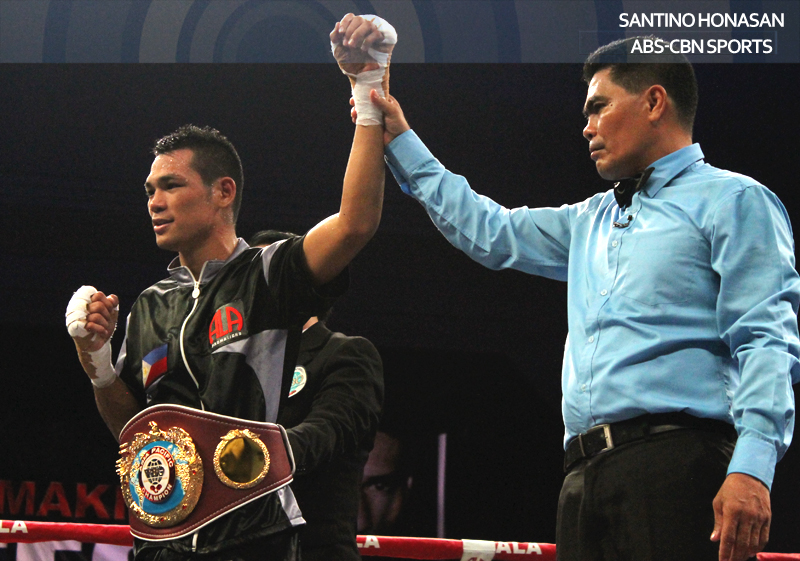 Arthur Villanueva gears up for non-title bout against Nery