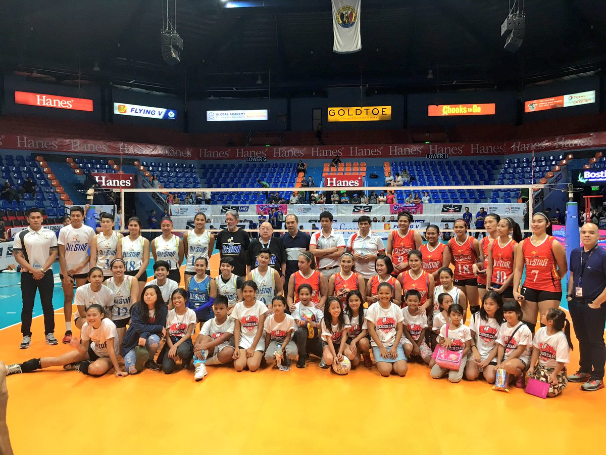 Team Vhyl, Team Roger victorious in PVL All-Star Sunday