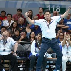 Coach Tai is still with Ateneo -- Ateneo pres. Fr. Villarin