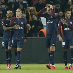 PSG, Bayern advance in Champions League; Man Utd must wait