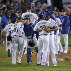 Dodgers beat Astros 3-1, force World Series to Game 7