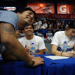Idols, fans both enjoy every moment of All-Star Sunday