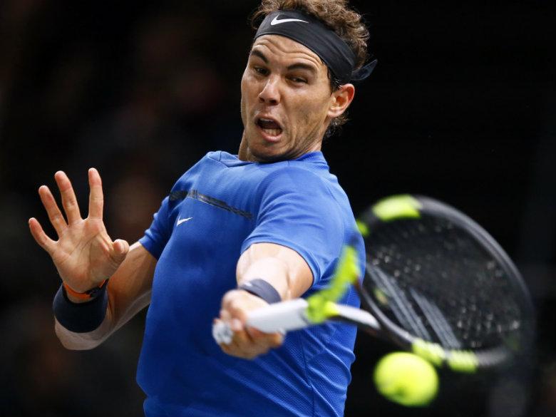 Nadal beats Chung to guarantee ending the year as No. 1