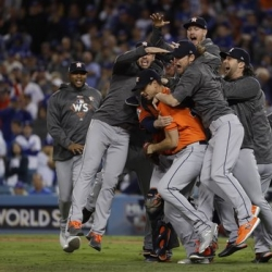 Astros win 1st World Series crown, top Dodgers 5-1 in Game 7