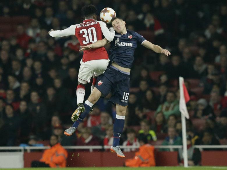 Arsenal, Lazio advance in Europa; Milan held to 0-0 again