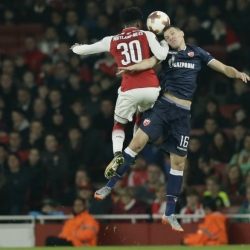 Arsenal, Lazio advance in Europa; Milan held to 0-0 again