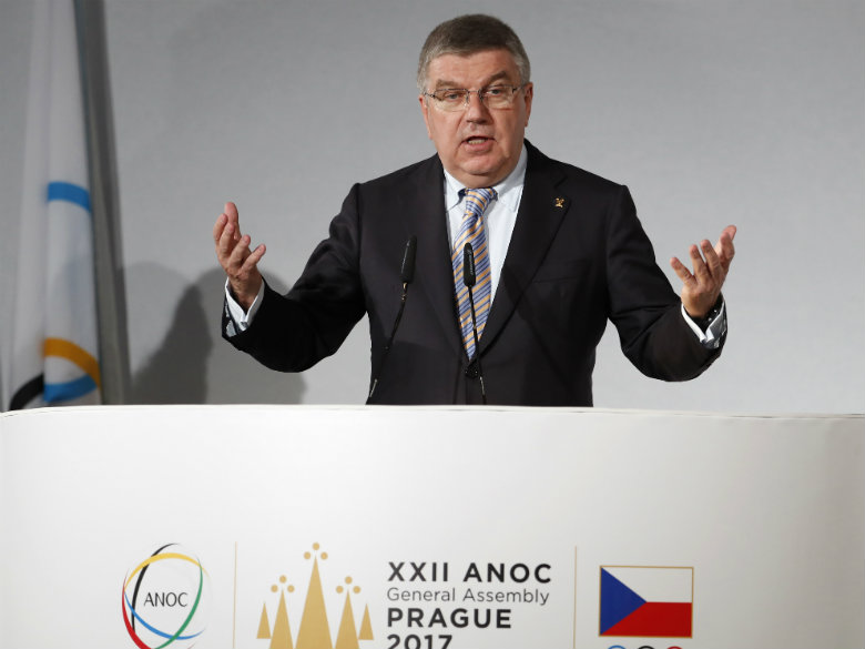 Corruption, doping issues aired at global Olympic meeting