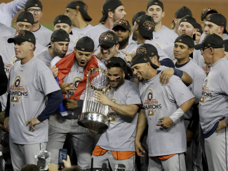 Keep the train rolling: Astros could be back for more titles