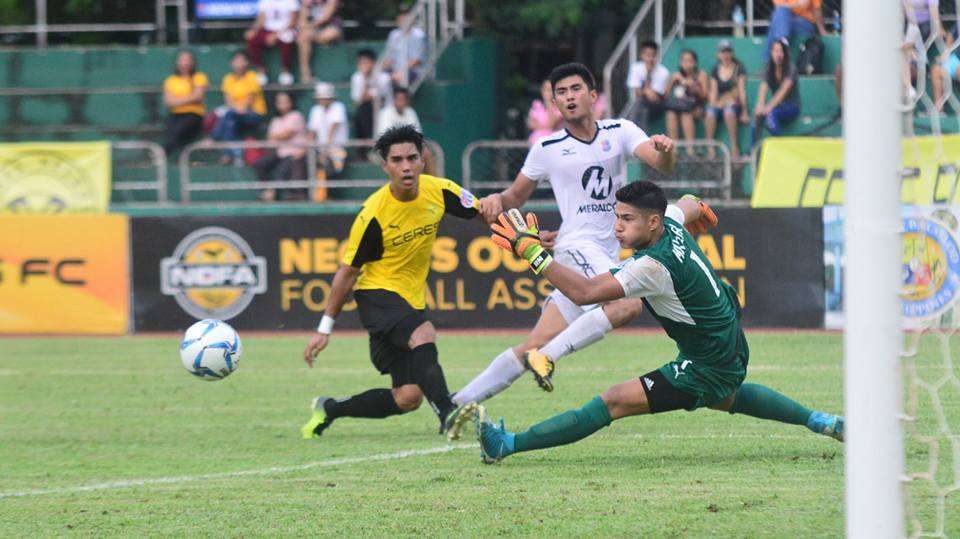 Ceres Negros, FC Meralco Manila set for showdown in Bacolod