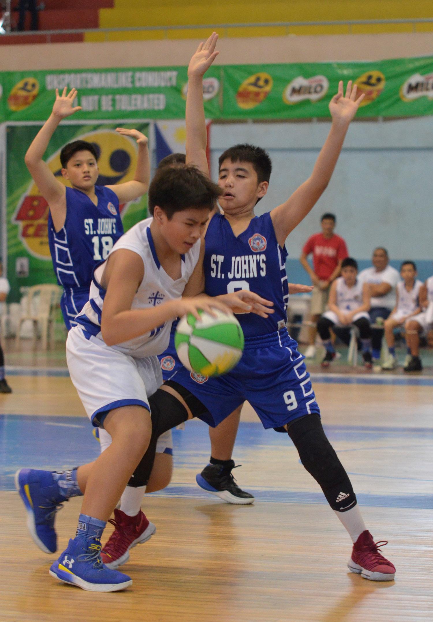SHS-Ateneo, Hua Siong College of Iloilo advance to finals