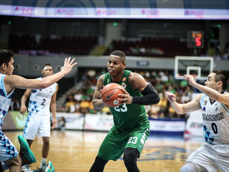 Mbala skipping Cameroon's qualifiers, says DLSU his priority