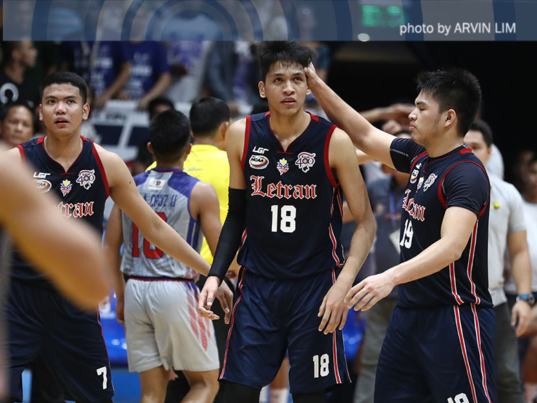 Coach Napa: 'Next year, Letran's mindset is to be number 1'