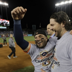 World Series champion Astros hold off on White House talk