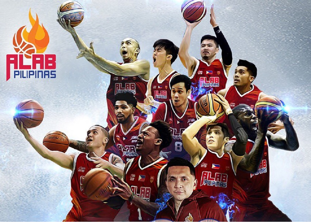 Free entry in MOA Arena for Alab Pilipinas' first home game